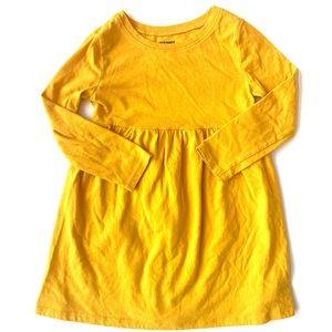 Old Navy Toddler Girl long Sleeve Dress